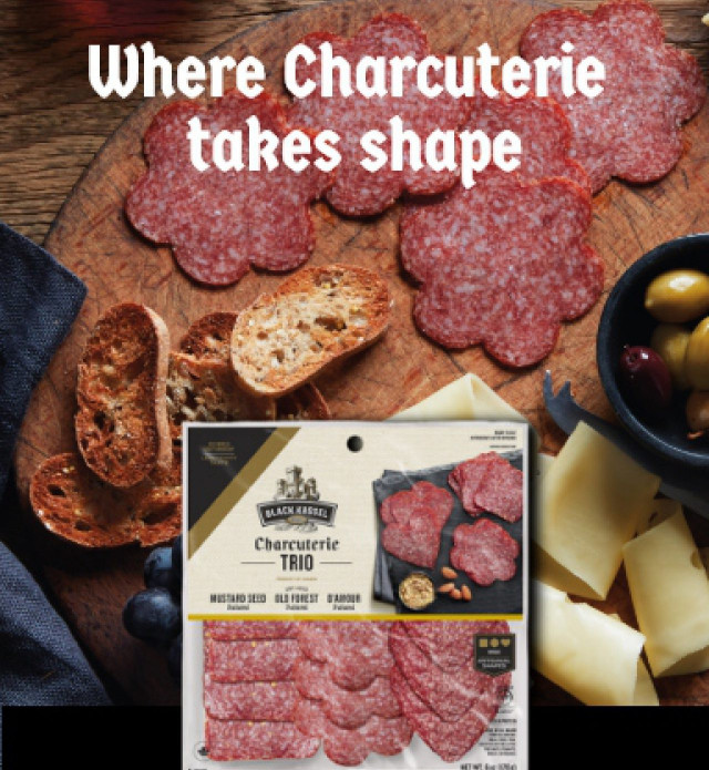 Where Charcuterie takes shape.